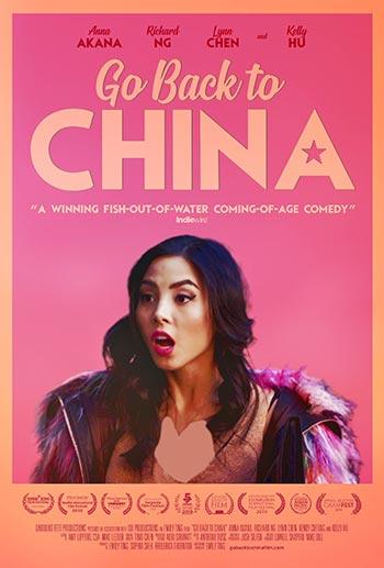 دانلود فیلم زیرنویس فارسی چسبیده برگرد به چین Go Back to China 2019