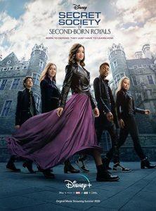 دانلود فیلم زیرنویس فارسی چسبیده جامعه مخفی فرزندان دوم Secret Society of Second Born Royals 2020 دوبله فارسی