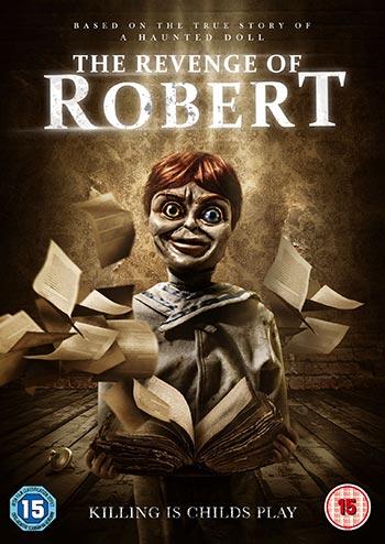 دانلود فیلم زیرنویس فارسی چسبیده انتقام رابرت The Revenge of Robert the Doll 2018