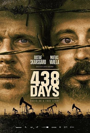 دانلود فیلم زیرنویس فارسی چسبیده چهارصد و سی و هشت روز 438 Days 2020