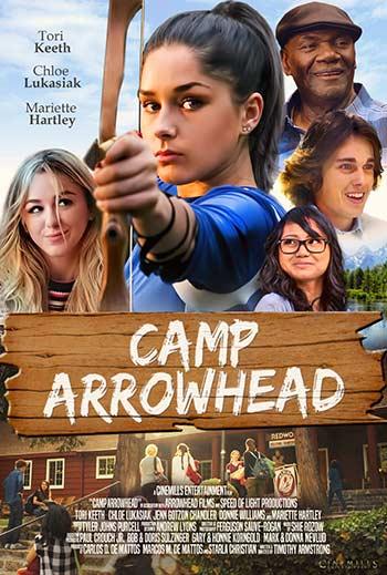 دانلود فیلم زیرنویس فارسی چسبیده کمپ تیر و کمان Camp Arrowhead 2020