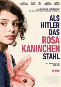 دانلود فیلم زیرنویس فارسی چسبیده وقتی هیتلر خرگوش صورتی مرا ربود When Hitler Stole Pink Rabbit 2019