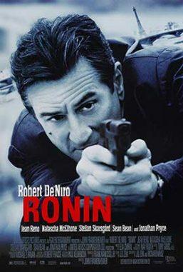 دانلود فیلم رونین Ronin 1998 زیرنویس فارسی چسبیده