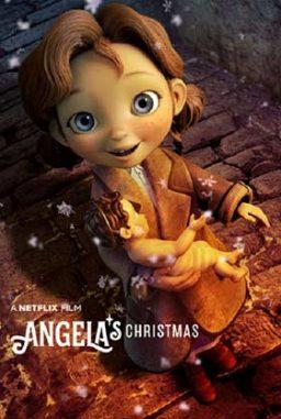 دانلود انیمیشن دوبله فارسی Angelas Christmas 2017