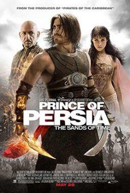 دانلود فیلم دوبله فارسی Prince of Persia The Sands of Time 2010