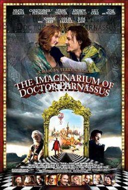 دانلود فیلم دوبله فارسی The Imaginarium of Doctor Parnassus 2009