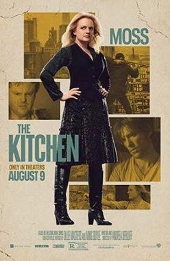 دانلود فیلم آشپزخانه The Kitchen 2019