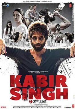 دانلود فیلم Kabir Singh 2019