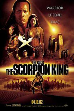 دانلود فیلم شاه عقرب The Scorpion King 2002