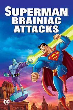دانلود انیمیشن Superman Brainiac Attacks 2006