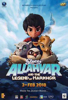 دانلود فیلم Allahyar And Legend Of Markhor 2018