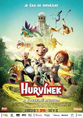 دانلود انیمیشن Harvie And The Magic Museum 2017