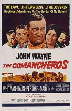 دانلود فیلم The Comancheros 1961