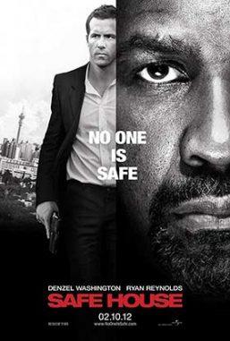 دانلود فیلم دوبله فارسی Safe House 2012 زیرنویس فارسی چسبیده