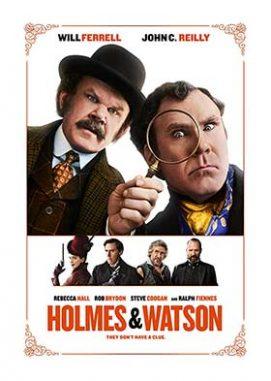 دانلود فیلم دوبله فارسی Holmes And Watson 2018