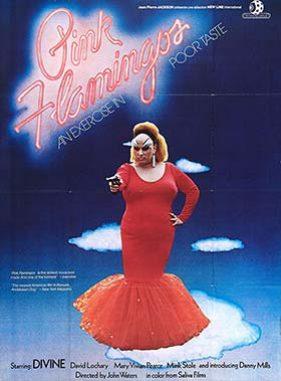 دانلود فیلم Pink Flamingos 1972 زیرنویس فارسی چسبیده