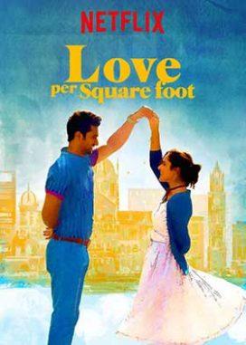 دانلود فیلم Love Per Square Foot 2018 عشق بر متر مربع زیرنویس فارسی چسبیده سانسور شده