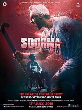 دانلود فیلم مبارز زیرنویس فارسی Soorma 2018