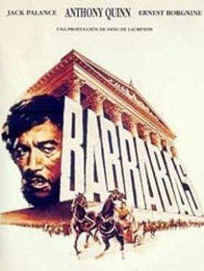 دانلود فیلم دوبله فارسی Barabbas 1961
