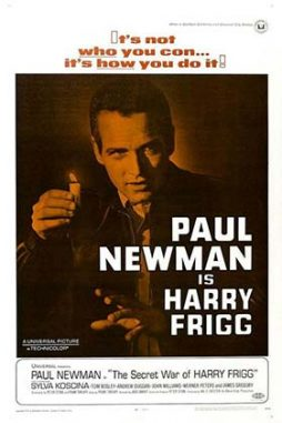 دانلود فیلم جنگ سری هری فریگ دوبله فارسی The Secret War of Harry Frigg 1968
