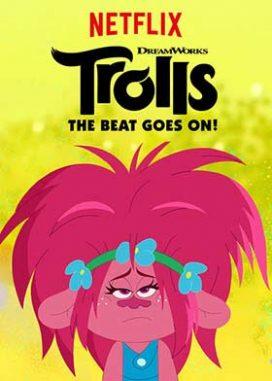 دانلود دوبله فارسی انیمیشن ترول ها: موسیقی ادامه داره Trolls: The Beat Goes On! 2018