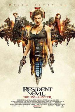 دانلود فیلم اویل 6 Resident Evil The Final Chapter 2016 زیرنویس فارسی چسبیده