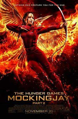 دانلود فیلم دوبله فارسی The Hunger Games: Mockingjay – Part 2 2015 زیرنویس فارسی چسبیده