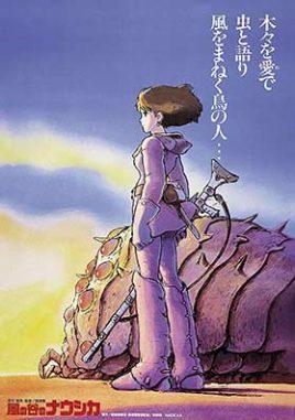 دانلود انیمیشن دوبله فارسی Nausica of the Valley of the Wind 1984