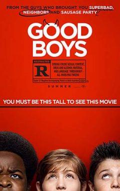 دانلود فیلم پسران خوب Good Boys 2019