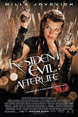 دانلود فیلم اویل 4 Resident Evil 4 Afterlife 2010 زیرنویس فارسی چسبیده