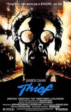 دانلود فیلم سارق دوبله فارسی Thief 1981