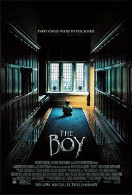 دانلود فیلم The Boy 2016 پسر زیرنویس فارسی چسبیده سانسور شده
