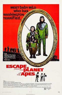 دانلود فیلم دوبله فارسی Escape From The Planet Of The Apes 1971