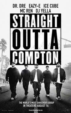 دانلود فیلم مستقیم از کامپتن Straight Outta Compton 2015