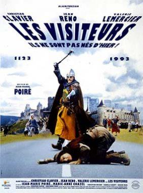 دانلود فیلم The Visitors 1993