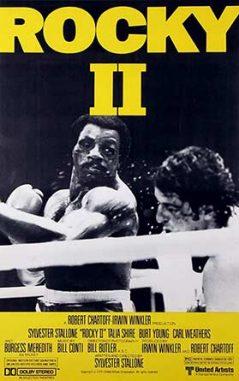 دانلود فیلم دوبله فارسی راکی ۲ Rocky II 1979 زیرنویس فارسی چسبیده