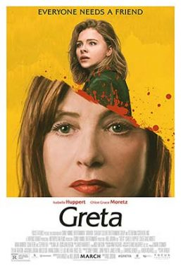 دانلود فیلم Greta 2018