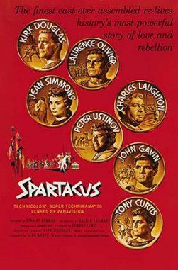 دانلود فیلم Spartacus 1960