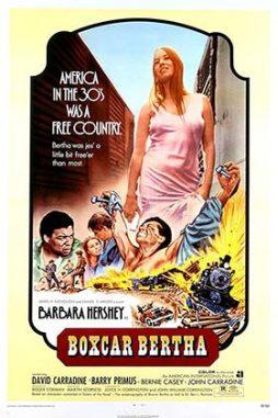 دانلود فیلم Boxcar Bertha 1972