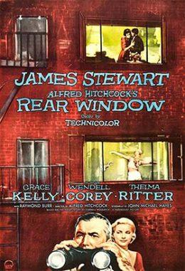 دانلود فیلم دوبله فارسی پنجره عقبی Rear Window 1954