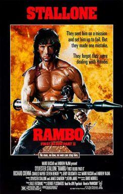 دانلود فیلم دوبله فارسی رمبو ۲ اولین خون Rambo: First Blood Part II 1985 زیرنویس فارسی چسبیده