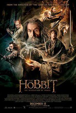 دانلود فیلم دوبله فارسی The Hobbit The Desolation of Smaug 2013