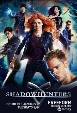 دانلود سریال شکارچیان سایه Shadowhunters زیرنویس فارسی چسبیده
