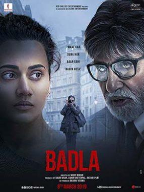 دانلود فیلم انتقام Badla 2019