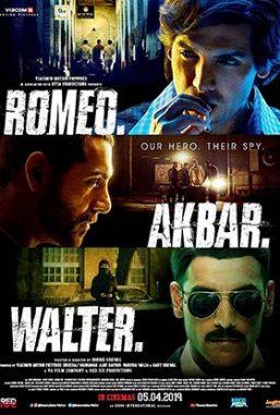 دانلود فیلم رومئو اکبر والتر Romeo Akbar Walter 2019