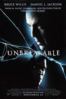دانلود فیلم دوبله فارسی نشکن Unbreakable 2000