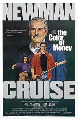دانلود فیلم رنگ پول The Color of Money 1986