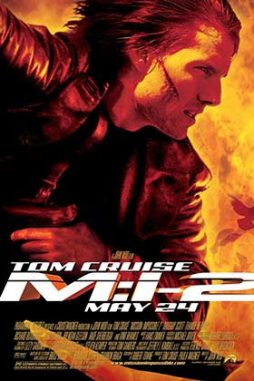 دانلود فیلم دوبله فارسی ماموریت غیر ممکن ۲ Mission: Impossible 2 2000 زیرنویس فارسی چسبیده