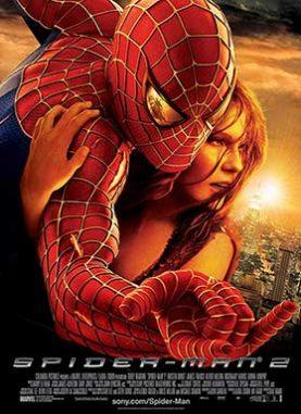 دانلود فیلم دوبله فارسی Spider Man 2 2004