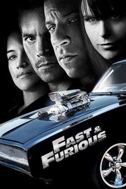 دانلود فیلم دوبله فارسی سریع و خشن ۴ ۲۰۰۹ ۴ Fast & Furious زیرنویس فارسی چسبیده